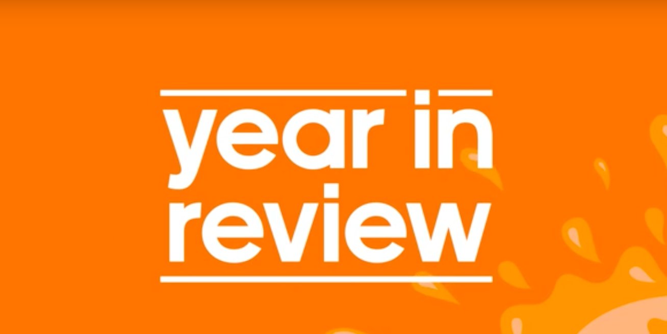 Studio Orange Year In Review 2016