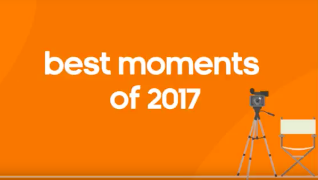 Studio Orange Year in Review Video 2017