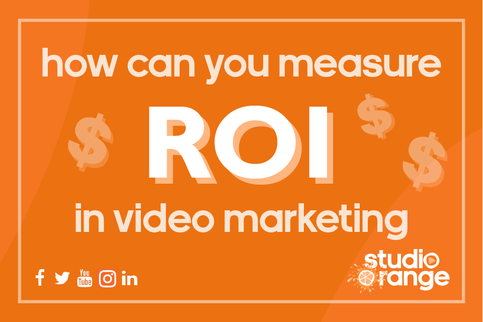 How can you measure ROI in video marketing?