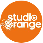 Studio orange favicon