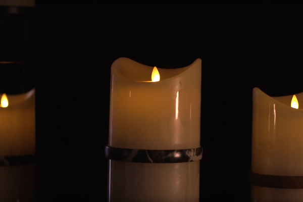 Remembrance Candle Product Video