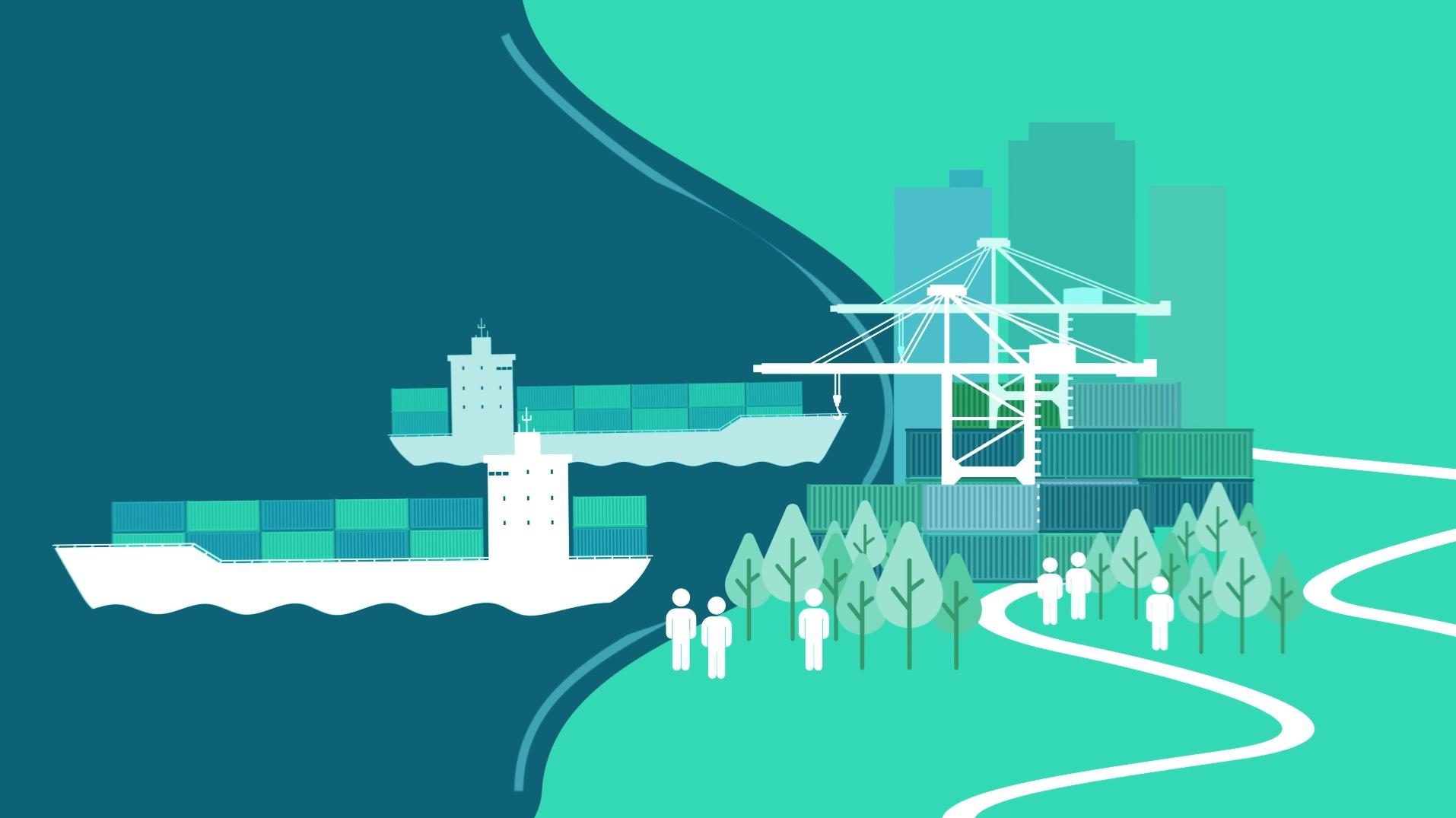 Westport Animated Video