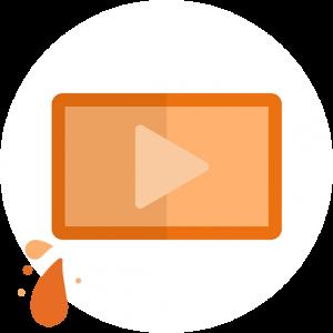 video draft icon