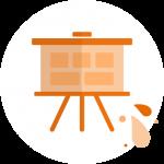 storyboarding icon