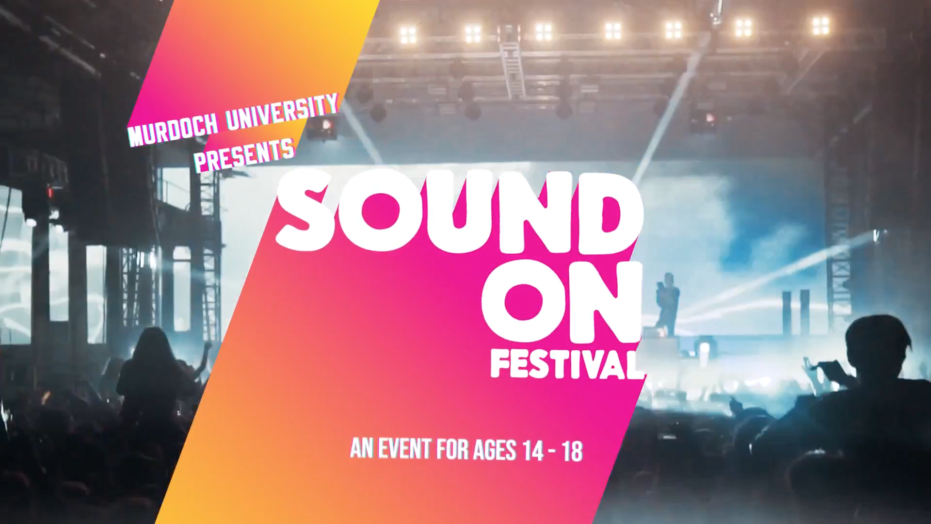 Sound on Festival - Studio Orange Video /w Animated Graphics