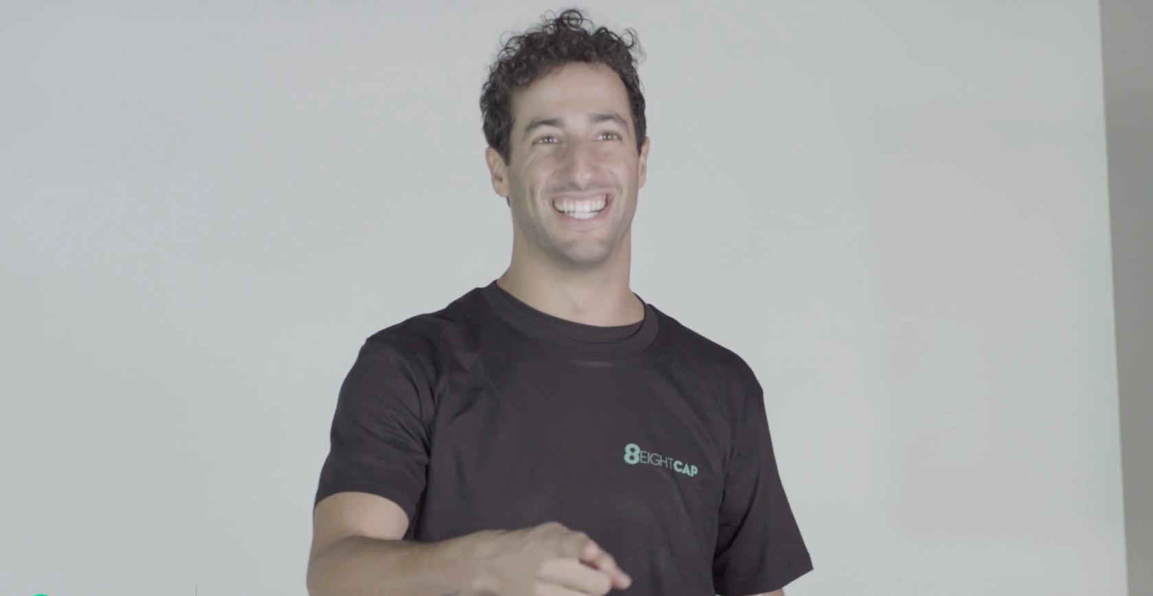 Daniel Ricciardo & Eightcap - Behind the Scenes