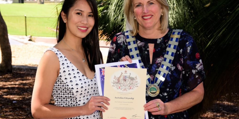 Australia Day Citizenship Ceremony