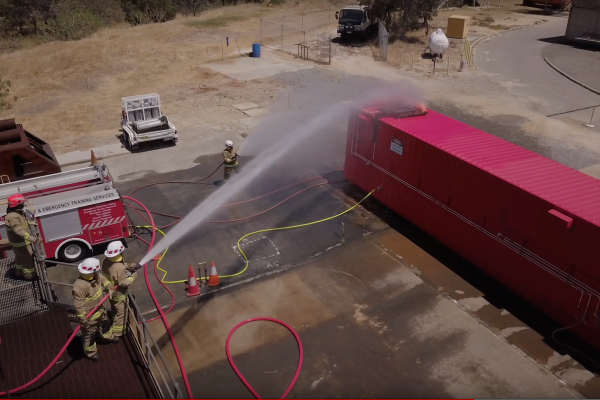 SETS Services – Fire Safety Training