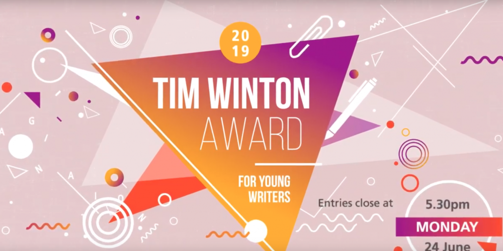 Tim Winton Award 2019