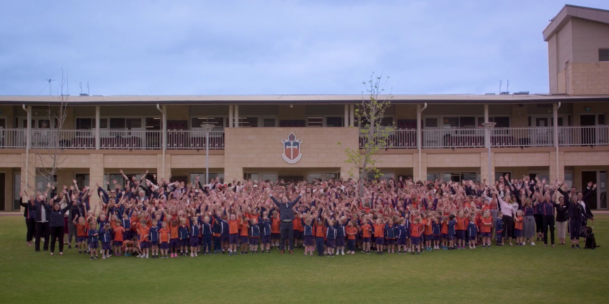Orange Army – St James' Anglican School