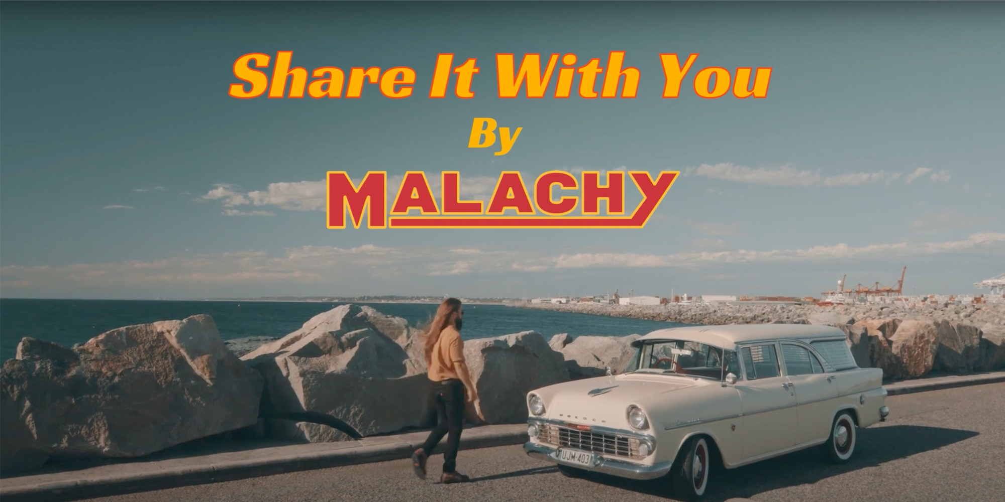 Music Video: Malachy – Share it With You